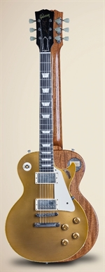 "GIBSON  Collector's Choice #36 Charles Daughtry's '57 Goldtop aka ""Goldfinger"""