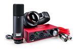 FOCUSRITE STUDIO PACK  gen.. 3