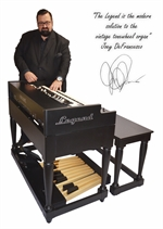 "VISCOUNT  LEGEND   BLACK ""Joey DeFrancesco Signature"""