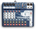 SOUNDCRAFT  NOTEPAD 12 FX