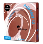 GALLI  AGB   1047- 12  PRO COATED BRONZE