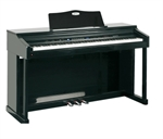 GALILEO DIGITAL PIANO YP 300 HIGH  BLACK  POLISH