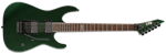 ESP LTD  M-400 RW DARK GREEN METALLIC