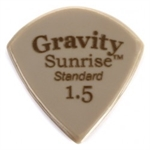 GRAVITY PICKS   GOLD SUNRISE 1,5