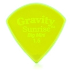 GRAVITY PICKS   SUNRISE BIG MINI 1,5